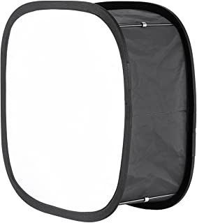 Neewer Collapsible Softbox Diffuser for 660 LED Panel - Outer 16x6.9 inches, Inner 5.6x6.8 inches, with Strap Attachment a...