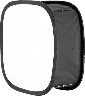 Neewer Softbox vikbar diffusor för ljuspanel 660 LED – utomhus 41 x 17,5 cm inre 14,2 x 17,2 cm med fästband och transport...