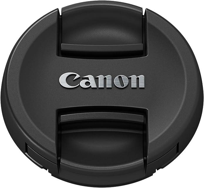 Canon 0576C001 Cámara Digital 49mm Negro Tapa de Lente - Tapa para Objetivos (49 cm Negro Cámara Digital)