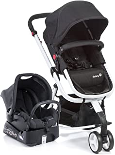 Travel System Mobi Safety 1st, Black & White