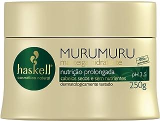 Haskell - Linha Murumuru - Manteiga Hidratante Nutricao Prolongada 250 Gr - (Murumuru Collection - Extended Nutrition Mois...
