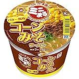 ミニまる コーンみそラーメン バター風味 49g ×12食