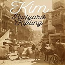Kim by Rudyard Kipling (illustrated)