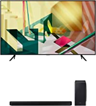 "Samsung QN82Q70TA 82"" QLED Ultra High Resolution Smart HDR 4K TV with a Samsung HW-Q900T 7.1.2 Channel Soundbar with Dolby..."