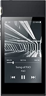 Fiio M7 High-Resolution Audio Lossless Music Player Mp3 Bluetooth 4.2 Aptx-Hd Ldac Touch Screen, with Fm Broadcast, Suppor...