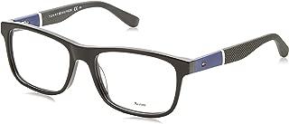 1282 Eyeglasses 0FMV Black Blue 52 mm