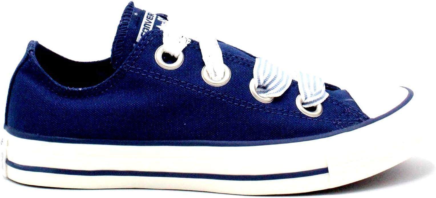 Converse , Damen Sneaker Blau blau, Mehrfarbig   Blu bianco ...