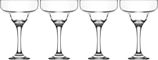 Epure Firenze Collection 4 Piece Margarita Glass Set (Margarita Glass (10 oz))