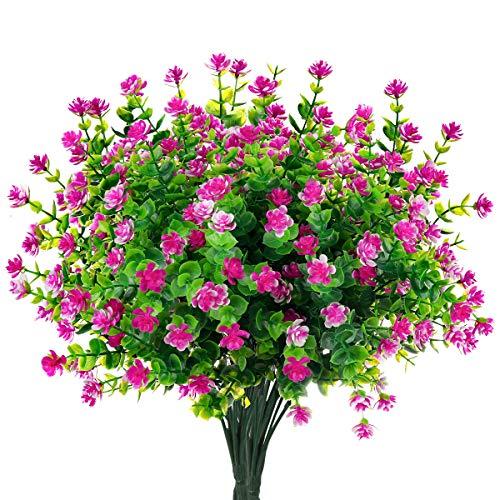 Flores Artificiales Exterior flores artificiales  Marca Mocoosy