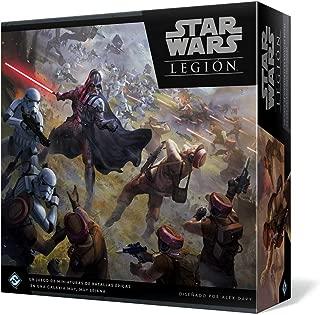 Mejor Star Wars Legion Fantasy Flight de 2020 - Mejor valorados y revisados