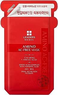Leaders Mediu Amino AC-Free Mask (Single)