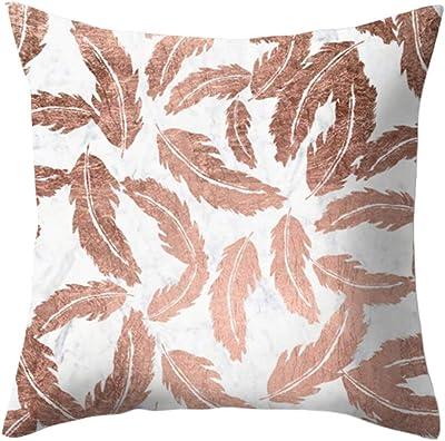 LEEDY_Pillow Case Leedy - Funda de cojín para sofá (30 x 50 ...