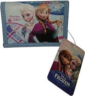 Etiquette de Bagage 11 x 18 x 0,8 cm Fille La Reine des Neiges LUG00015 Anna Multicolor