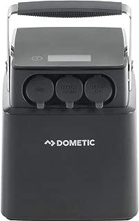 Dometic 9600014024 Black PLB40 Portable Lithium Battery, 40 Ah