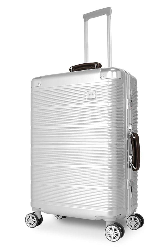 自伝北極圏とまり木スーツケース キャリーケース キャリーバッグ アルミフレーム 軽量 静音 TSAロック搭載 日本語取扱説明書 1年安心保証 iDeer Life