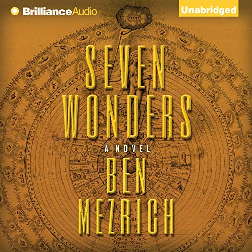 Seven Wonders audiobook cover art