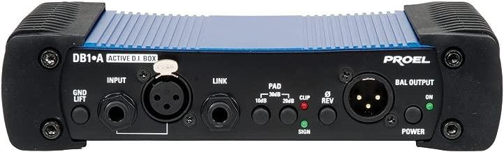 Proel DB1A Active Direct Box