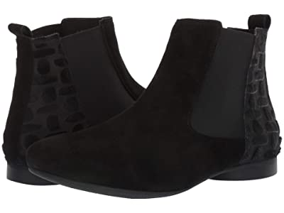 Think! Guad Ankle Boot 85287 (Black/Kombi) Women