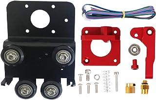 Impresora 3D Direct Extrusora Actualización Kit de Unidad Piezas Placa de Aleación de Aluminio para Ender 3 Pro CR 10 CR 1...