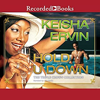 Hold U Down audiobook cover art