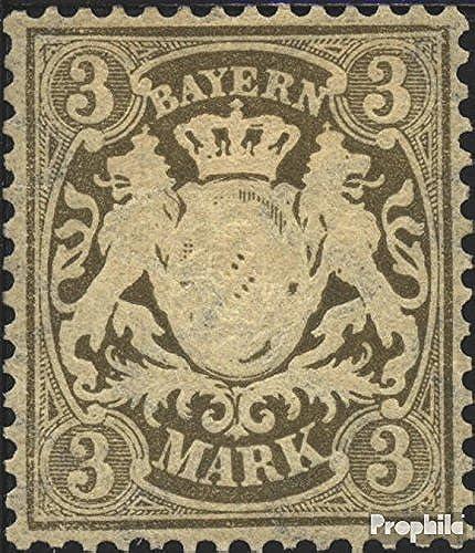 Ahorre 35% - 70% de descuento Prophila sellos para coleccionistas    Baviera 69x-70x (completa.edición.) nuevo con goma original 1900 Emblema del Estado de  preferente