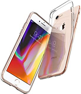 Spigen Liquid Crystal Designed for Apple iPhone 7 Case (2016) - Crystal Clear