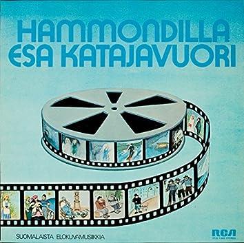 Hammondilla suomalaista elokuvamusiikkia