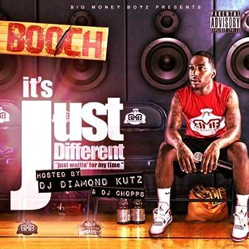 It's Just Different (Hosted By DJ Diamond Kutz & DJ Chopps)