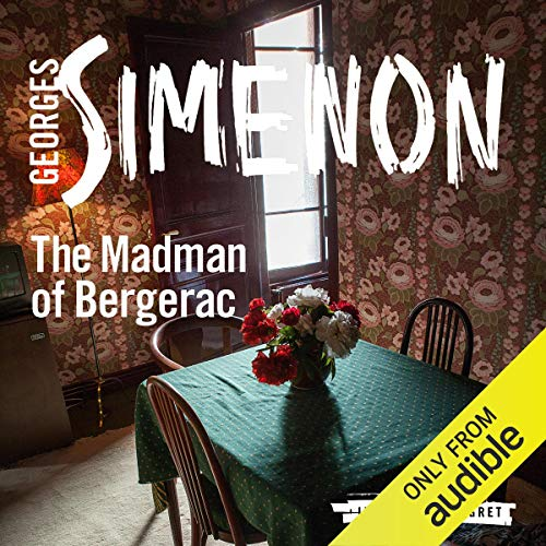 Couverture de The Madman of Bergerac