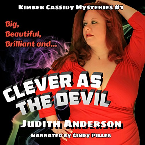Clever as the Devil audiobook cover art