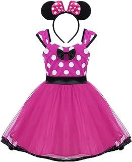 dcd8f2168 Amazon.es: Rosa - Vestidos / Niñas de hasta 24 meses: Ropa