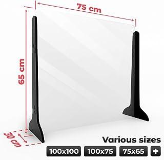 200mm x 300mm x 3mm, transparent non fluorescent // transparent In-outdoorshop Verre acrylique en diff/érentes couleurs Plaque en verre acrylique Plexiglas/®