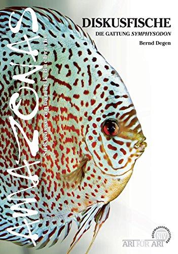 Diskusfische: Die Gattung Symphysodon (Art für Art)
