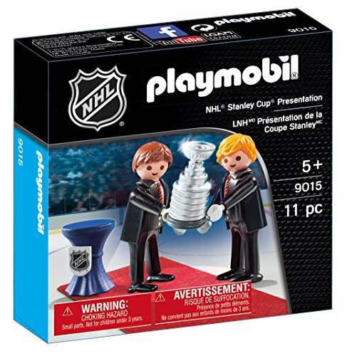 PLAYMOBIL NHL Stanley Cup Presentation Set