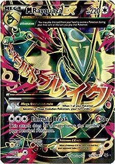 Best pokemon mega rayquaza ex full art Reviews