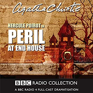 Peril at End House (Dramatised) cover art