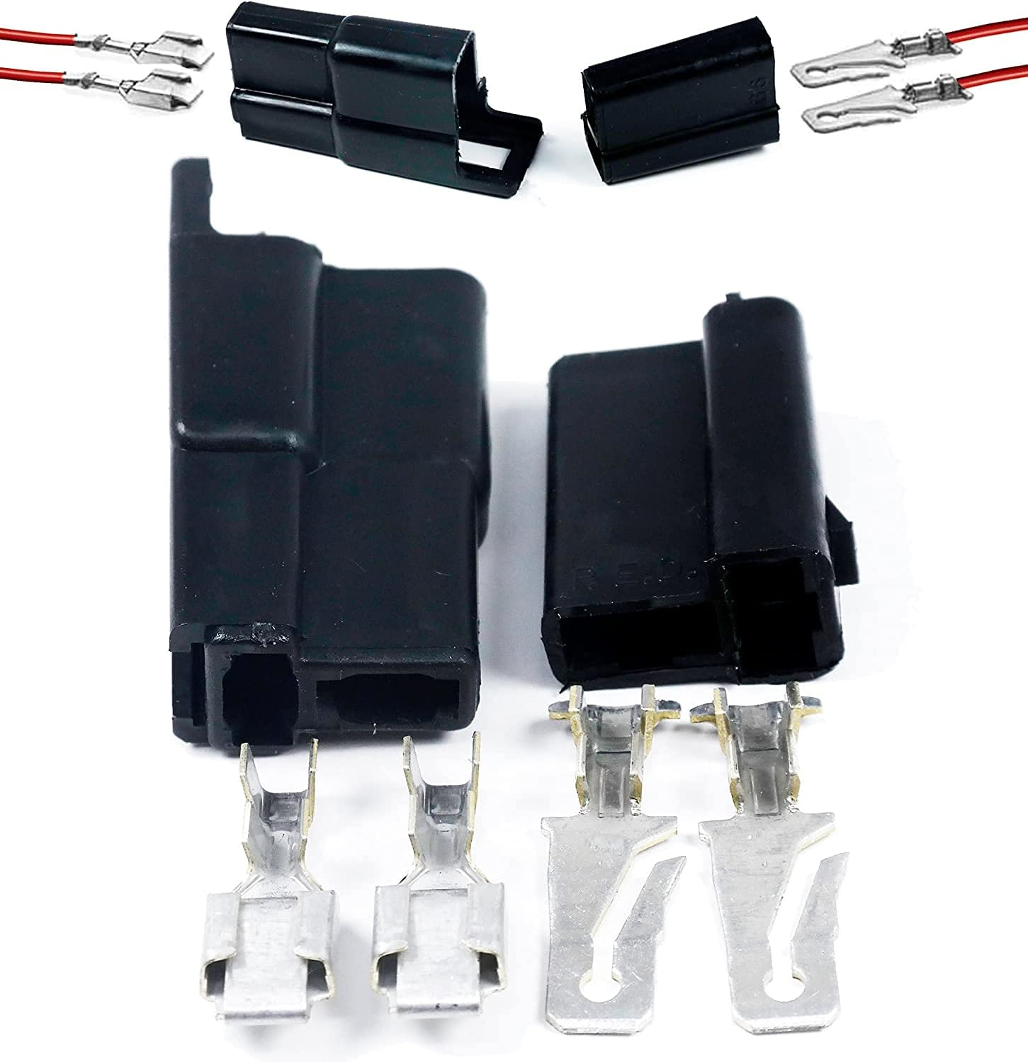 Delphi Metri-Pack 56 Max 73% OFF Series 2 Popular product Pin Male 14-16 w AWG and Connector