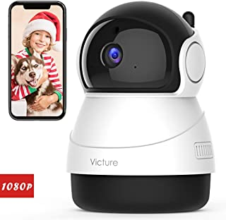 Victure 1080P Baby Monitor with WiFi Camera FHD Indoor Wireless Surveillance Security IP..