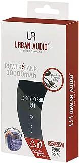 Urban Audio PB 10000 mAh Quick Charge Power Bank | Black