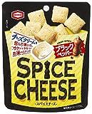 亀田製菓 スパイスチーズ ブラックペッパー(30g)