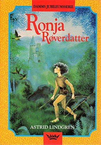 Astrid Lindgren NORWEGISCH: Ronja Roverdatter (Räubertochter)