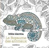 Le petit livre de coloriages - Le royaume des animaux