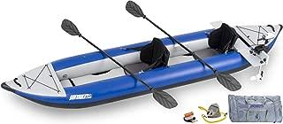 Sea Eagle 420X Explorer Kayak Pro Motor