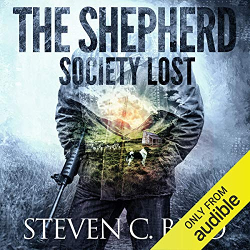 The Shepherd: Society Lost, Volume 1 cover art
