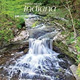 Indiana Wild & Scenic 2021 12 x 12 Inch Monthly Square Wall Calendar, USA United States of America Midwest State Nature