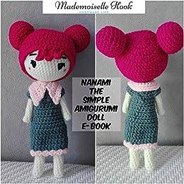 Amazon.com: Pussy girl, Organic Amigurumi Doll , organic handmade ...   260x260