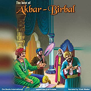 The Best of Akbar - Birbal     Immortal tales of wit and wisdom              Written by:                                                                                                                                 Om Books International                               Narrated by:                                                                                                                                 Vivek Madan                      Length: 1 hr and 7 mins     5 ratings     Overall 4.8