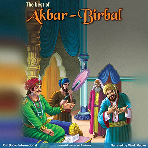 The Best of Akbar - Birbal cover art