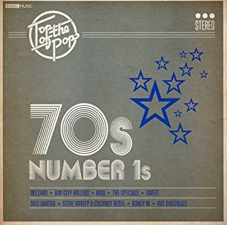 top of the pops 70s number ones