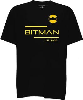 Cointelegraph Bitman Crypto T-Shirt Unisex | Cryptocurrency Blockchain